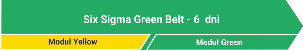 Green Belt szkolenie Lynsky Solutions