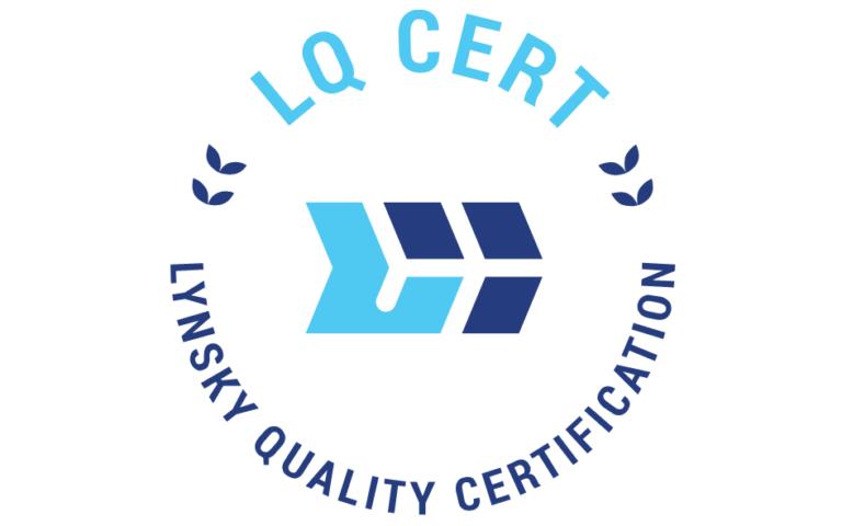 lqcert lynsky quality certification certyfikat lqcert lynsky solutions